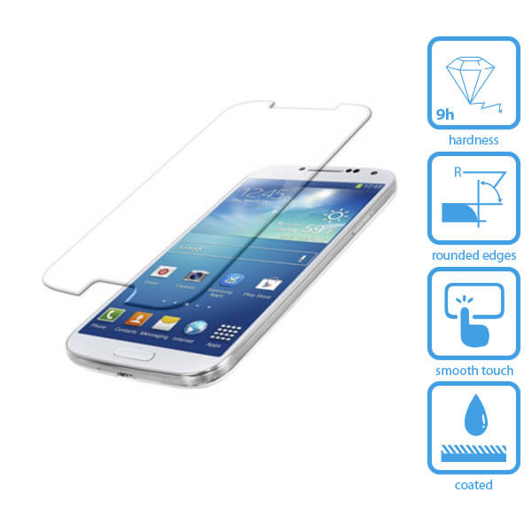 Galaxy S4 Tempered Glass Screen Protector